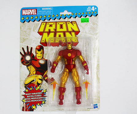 IRON MAN - BOOT THRUSTERS