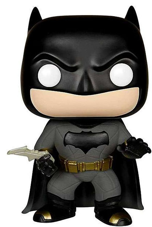 FUNKO POP! DC: DAWN OF JUSTICE BATMAN VINYL FIGURE #84