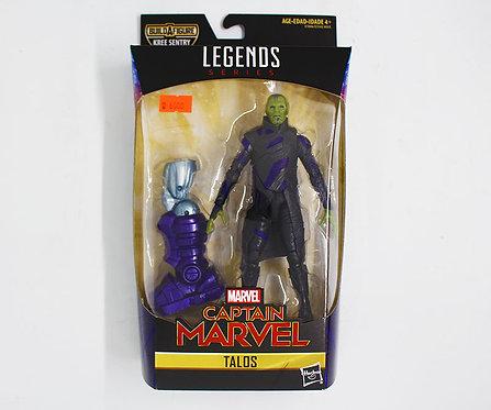 TALOS - Marvel Legends Series 6-Inch Build a figure