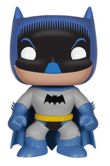 FUNKO POP! RETRO BATMAN #01
