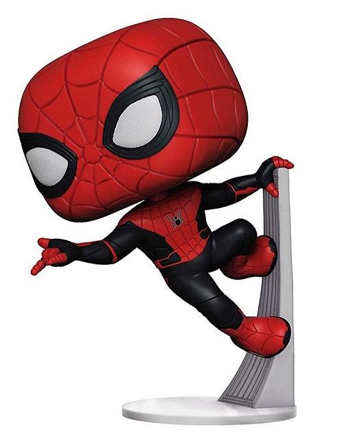 FUNKO POP! MARVEL SPIDER-MAN VINYL FIGURE [UPGRADED SUIT] - #470