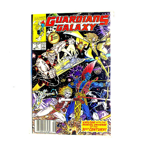 GUARDIANS OF THE GALAXY 1 ST COMICS ISSUE 1 JUN