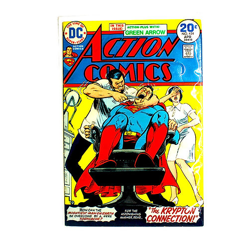 ACTION COMICS SUPERMAN NO.434 APR
