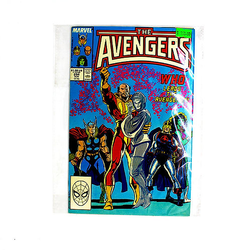THE AVENGERS NO. 294 AUG
