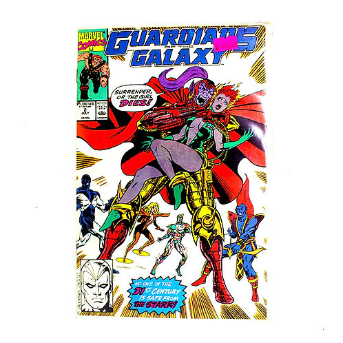 GUARDIANS OF THE GALAXY NO.2 JULY