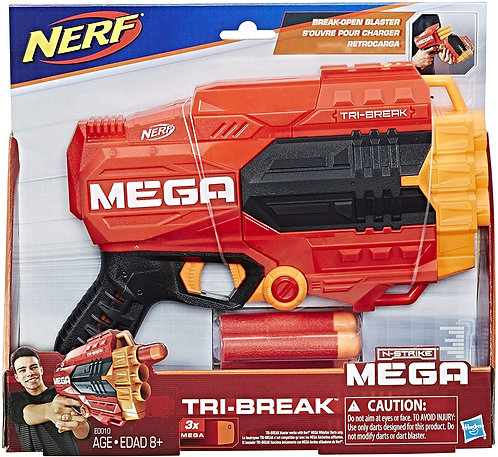 NERF N-STRIKE MEGA TRI-BREAK ROLEPLAY BLASTER