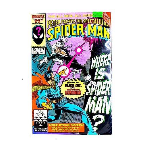 SPIDERMAN NO.117 AUG
