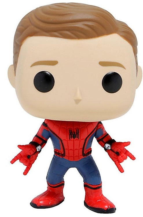 FUNKO POP! SPIDER-MAN: HOMECOMING - EXCLUSIVE VINYL BOBBLE HEAD #221