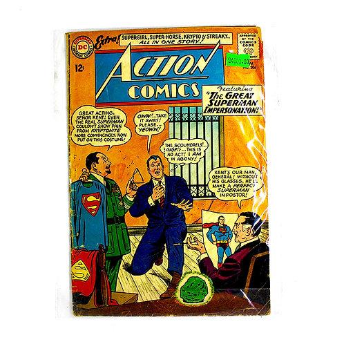 ACTION COMICS SUPERMAN NO.306 NOV