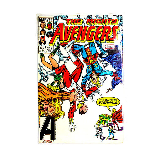 THE MIGHTY AVENGERS NO 248 OCT