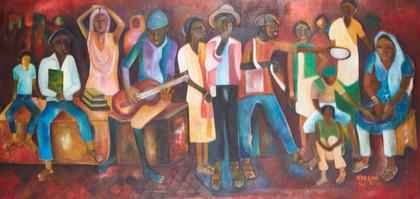 Ethnic Mix in Harmony