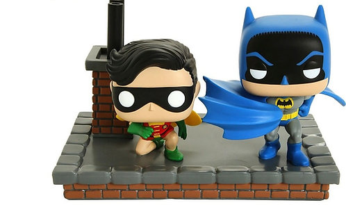 FUNKO DC POP! HEROES BATMAN & ROBIN (1972) VINYL FIGURE 2-PACK [COMIC MOMENT]