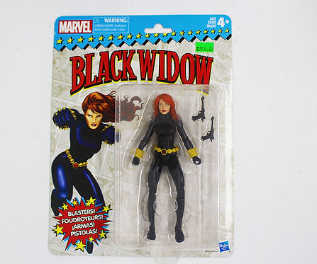 BLACK WIDOW - WITH BLASTERS