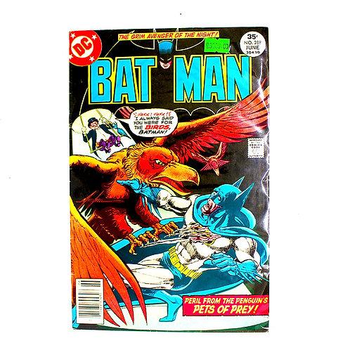 BATMAN NO 288 JUNE