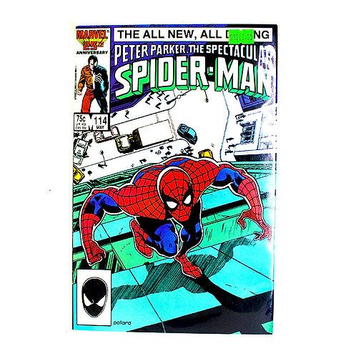 SPIDERMAN NO.114 MAY