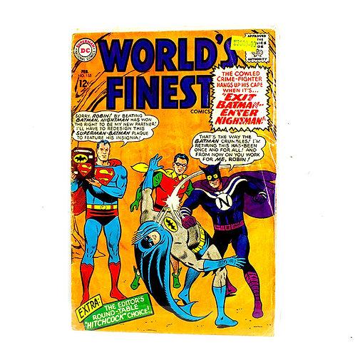 WORLDS FINEST NO. 155 FEB