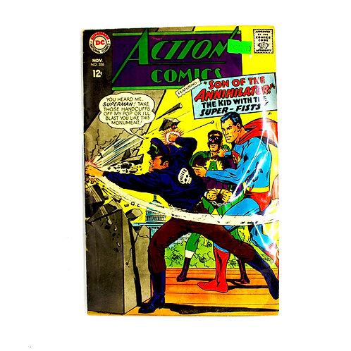 ACTION COMICS SUPERMAN NO.356 NOV