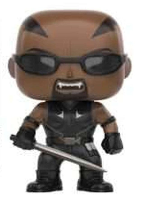 FUNKO POP! MARVEL BLADE EXCLUSIVE VINYL BOBBLE HEAD #192