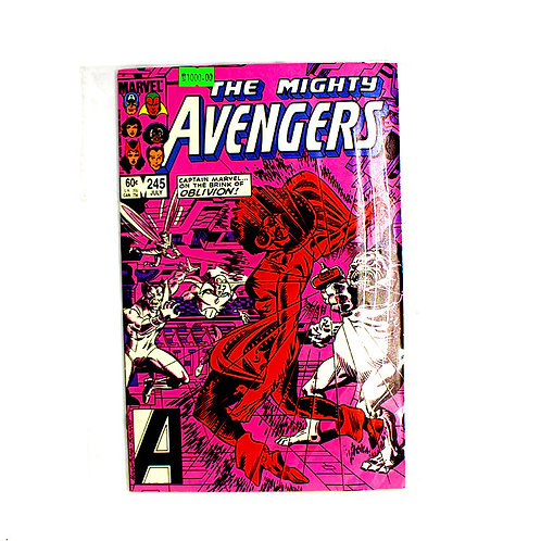 THE MIGHTY AVENGERS NO 245 AUG