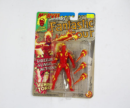 THE HUMAN-TORCH