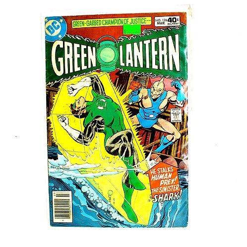 GREEN LANTERN NO 126 MARCH