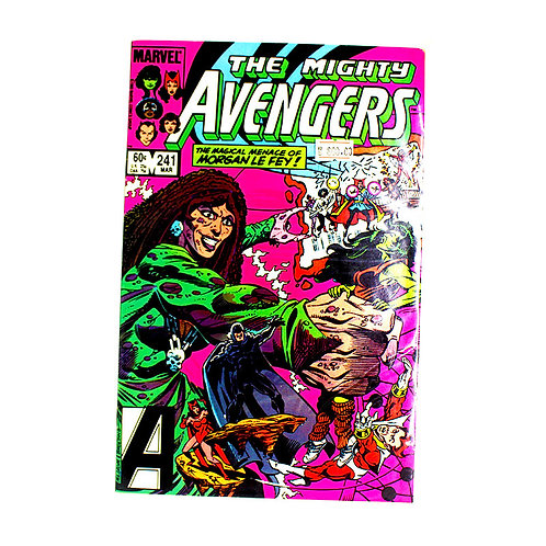 THE MIGHTY AVENGERS NO 241 MAR