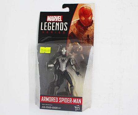 ARMORED SPIDER MAN