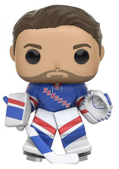 FUNKO POP! NHL NEW YORK RANGERS SPORTS HENRIK LUDQVIST VINYL FIGURE #04