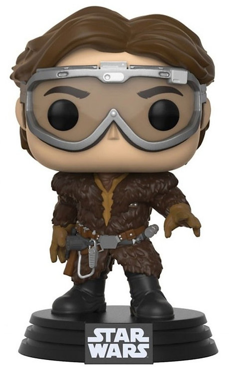 FUNKO POP! STAR WARS THE FORCE AWAKENS - HAN SOLO #86