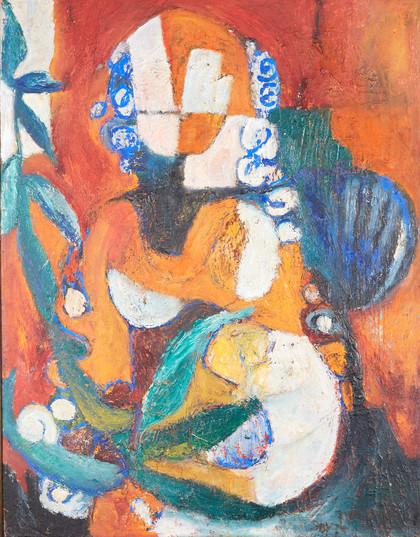 Figure & Flower