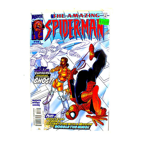 SPIDERMAN #16