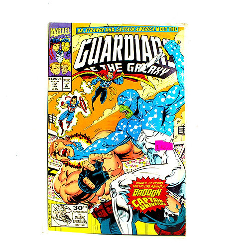 GUARDIANS OF THE GALAXY 32 JAN 30TH ANNIVERSARY