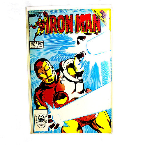 IRON MAN NO. 197 AUG