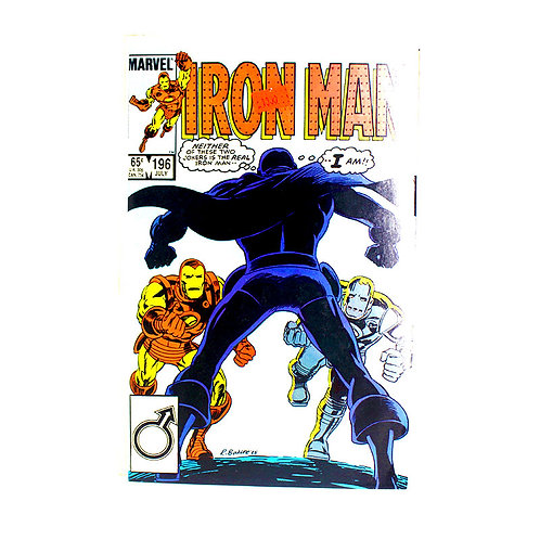 IRON MAN NO. 196 JULY