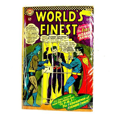 WORLDS FINEST NO. 156 MARCH