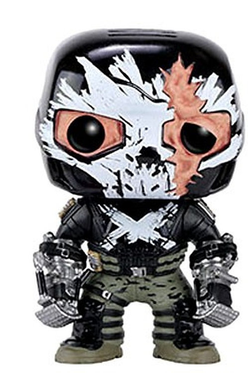 FUNKO POP CROSSBONES CIVIL WAR # 140