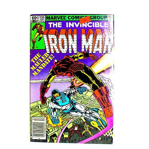 IRON MAN NO. 156 MAR