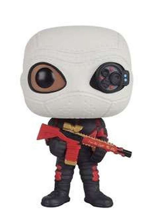 FUNKO POP! DEADSHOT #106