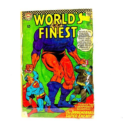 WORLDS FINEST NO. 158 JUNE