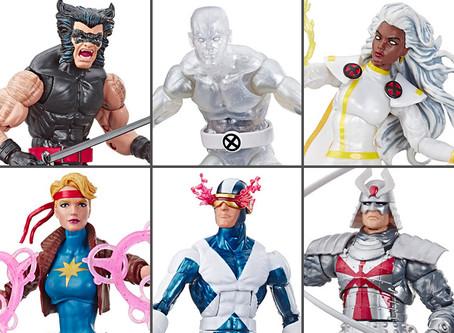 Marvel Retro X-Men Collection (Hasbro)