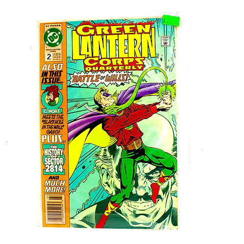 GREEN LANTERN NO 2 AUTUMN 1992