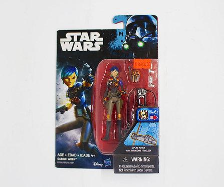 SABINE WREN (Star Wars Rebels)