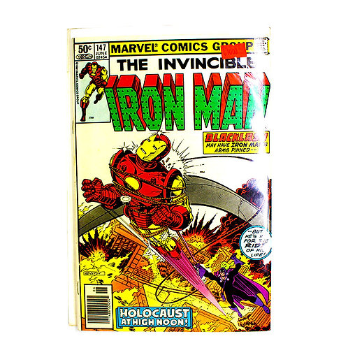 IRON MAN NO. 147 JUNE