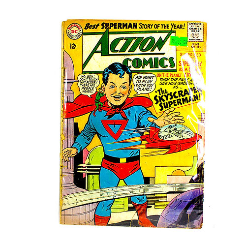 ACTION COMICS SUPERMAN NO.325 JUNE