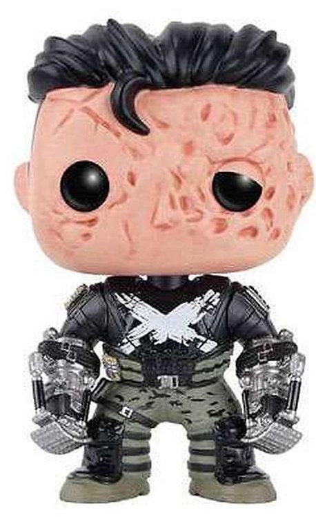 CIVIL WAR FUNKO POP! MARVEL CROSSBONES EXCLUSIVE VINYL BOBBLE HEAD #139
