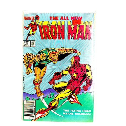 IRON MAN NO. 177 DEC