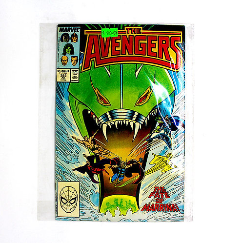 THE AVENGERS NO. 293 JUL