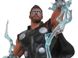 THOR – MARVEL GALLERY AVENGERS: INFINITY WAR THOR STATUE