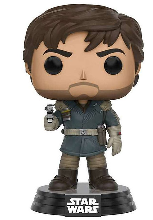 FUNKO POP CAPTAIN CASSIAN ANDOR STAR WARS #139