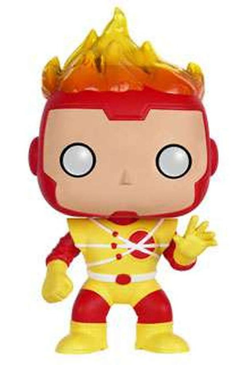 FUNKO DC COMICS POP! HEROES FIRESTORM VINYL FIGURE #91